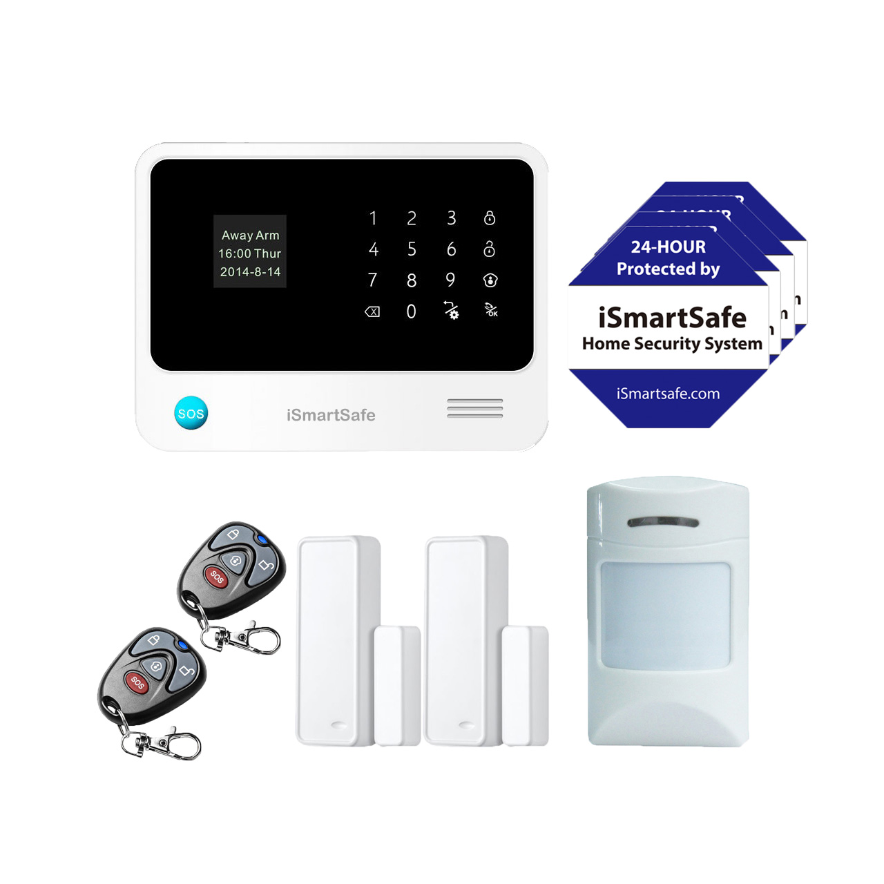 iSmartSafe Basic Package