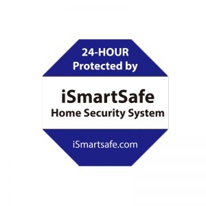 Home Security Alarm Stickers