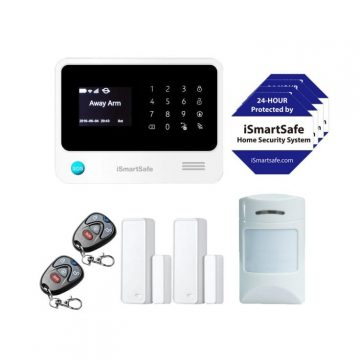 DIY Home Security Systems - Basic Pacakge