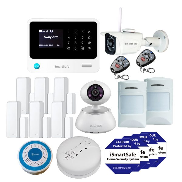 Home Security System Premium Package