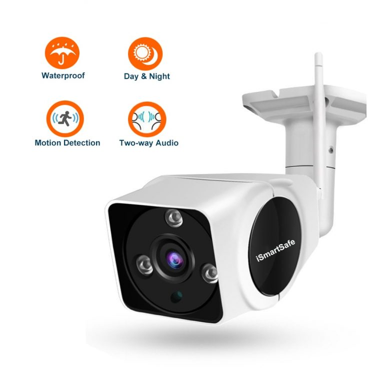 1080 outdoor camera iSmartSafe