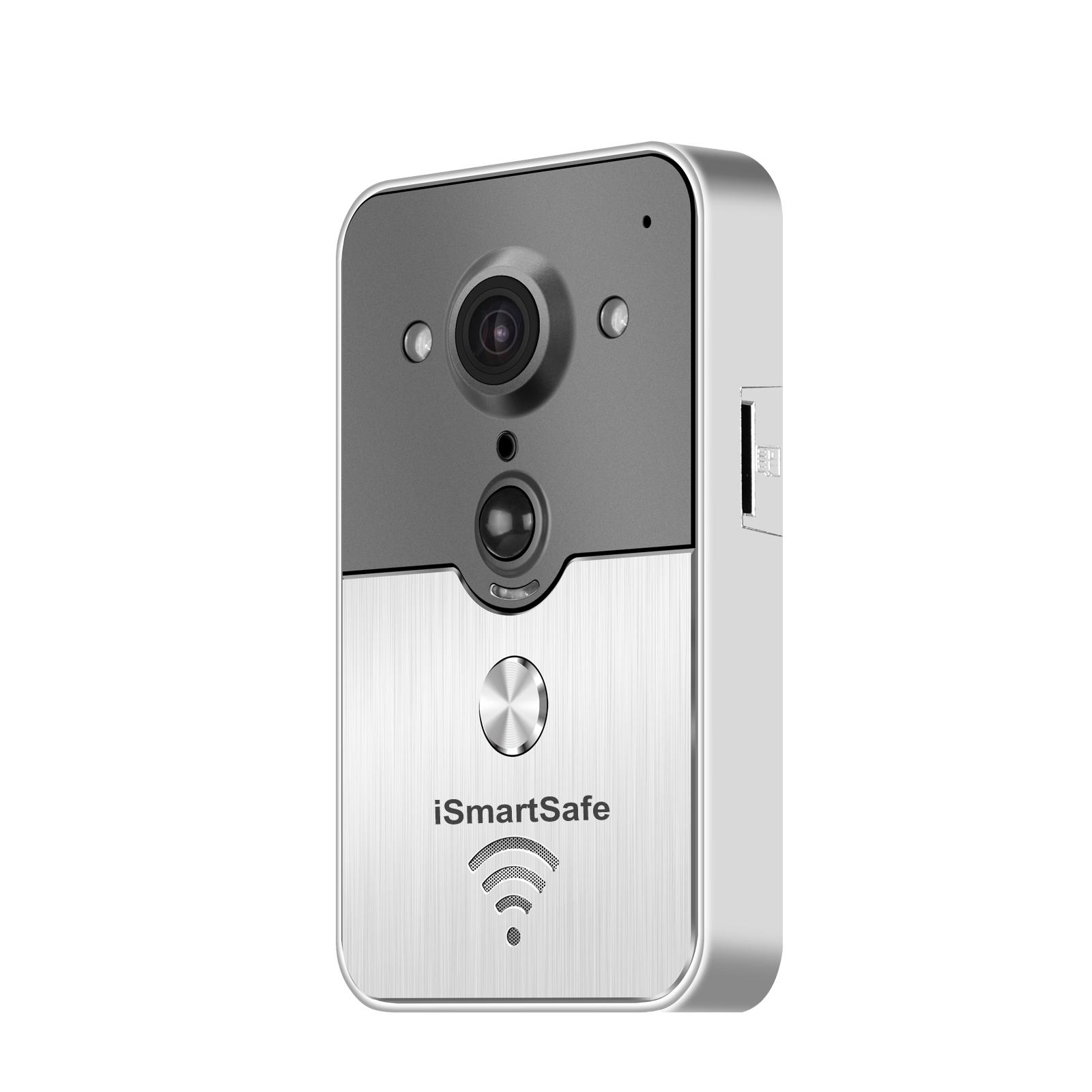 Best Smart Video Doorbell Doorbell Camera Ismartsafe