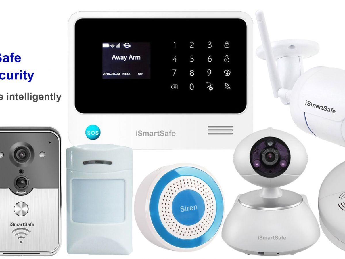 DIY Home Security System – Giving You the Safety You Want