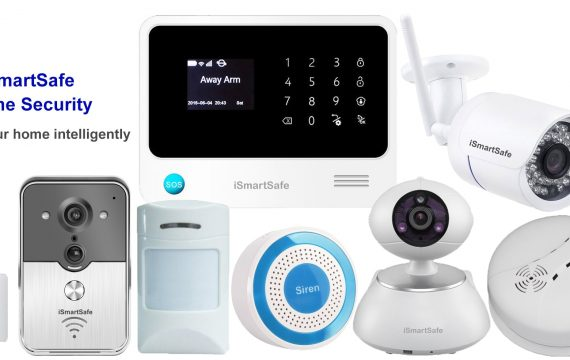 iSmartSafe Home Security Packages